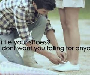 love, shoes, and quote image