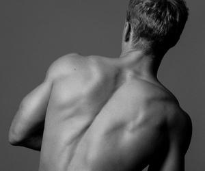 black and white, blackandwhite, and body image