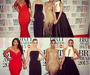 flawless, little mix, and brits 2015 image