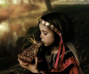 принцесса and лягушка image