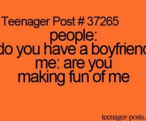 Relationship and teenagerpost image