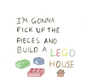 ed sheeran, lego house, and lego image