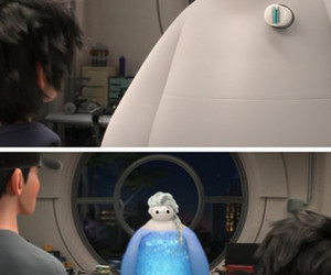 funny, frozen, and big hero 6 image