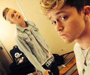 the vamps, tristan evans, and Connor image