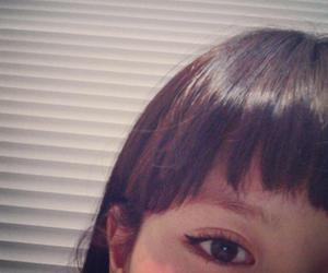 eye, girl, and kawaii image