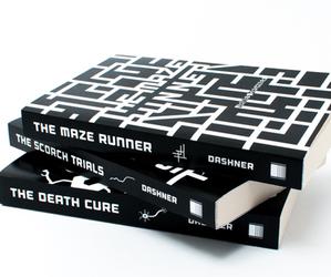 books, james dashner, and the maze runner image