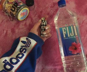 adidas, fiji, and girl image