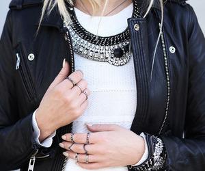 fashion, classy, and jacket image
