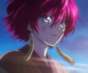 anime girl, earrings, and heroine image