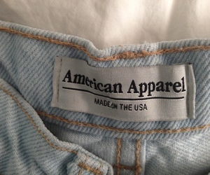 american apparel, jeans, and tumblr image