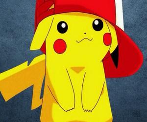 pikachu, swag, and pokemon image