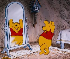 winnie the pooh, disney, and pooh image