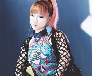 2ne1, bommie, and bom image