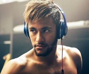 neymar, neymar jr, and beats image