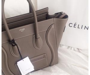 celine, bag, and celine bag image