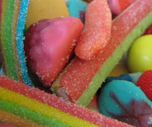 candies, colors, and pink image