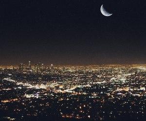 night and city image