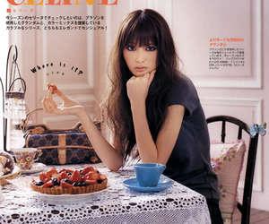 model, japan model, and emi suzuki image