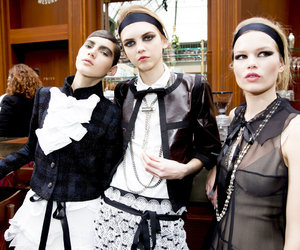 chanel, fashion week, and chanel aw15 image