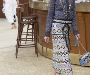 chanel, models, and paris image