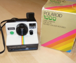 polaroid, photography, and toy cameras image