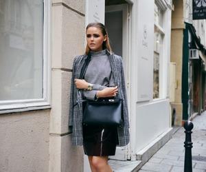 fashion, girl, and luxury image