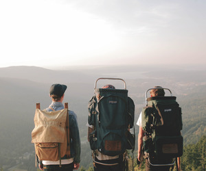 amazing, travel, and friends image