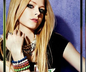 Avril Lavigne, blonde, and Forever Young image