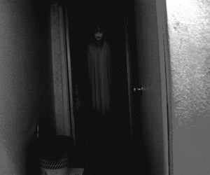 ghost and creepy image