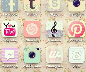 wallpaper, cool, and girly image