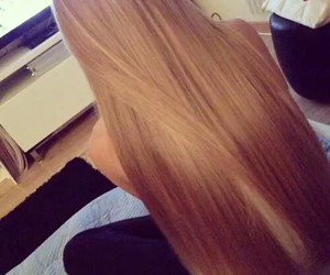 hair, perfect, and long image