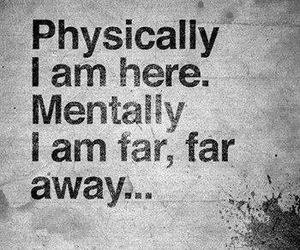 quotes, mentally, and away image