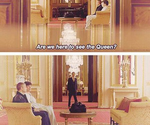 sherlock, Queen, and mycroft image