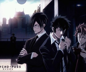 boys and psycho-pass image