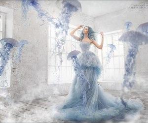 fashion photography, purple, and kareva margarita image