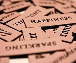 love, happiness, and life image