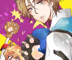 anime, boys, and kawaii image