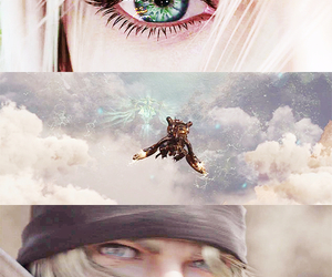 final fantasy, lightning, and square enix image