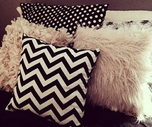 pillow, home, and bed image