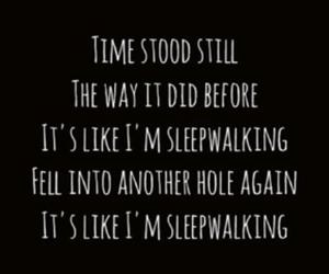 sleepwalking image