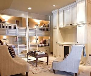 bunk beds, bunk bed with desk, and bunk beds for kids image