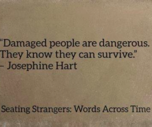quote, survive, and life image