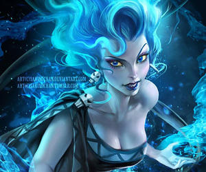 hades, disney, and hercules image