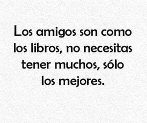 book, amigos, and frases image