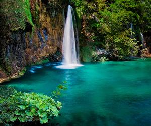 blue, Croatia, and water image