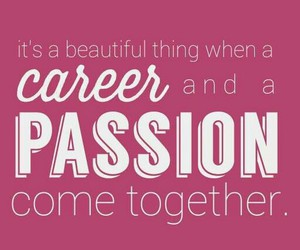 career and passion image