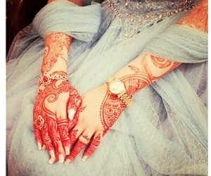 henna, mehndi, and arabic henna designs image