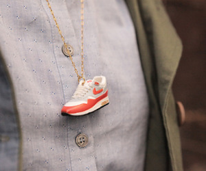 necklace and nike image