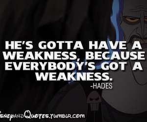 disney, hades, and quote image