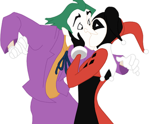 harley quinn and joker image